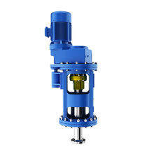 Dynamic agitator / chemical process vessel / polymer / for the petroleum industry
