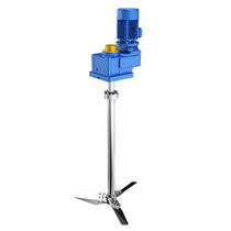Dynamic agitator / for the petroleum industry / for the chemical industry / vertical