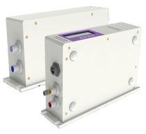 Mass flow meter / Coriolis / for gas / in-line