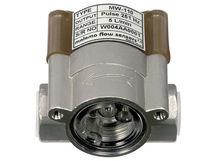 Impeller flow meter / for liquids / miniature / insertion