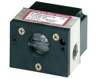 Impeller flow meter / for water / in-line
