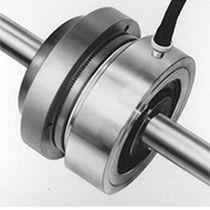 Toothed clutch / pneumatic / spring / single-position