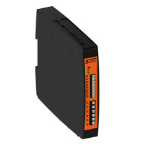 Emergency stop protection relay / safety