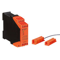 Single-pole switch / non-contact / magnetic / coded safety