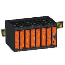 Safety relay / 1 NO/NC / modular / configurable