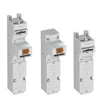 Key lock switch / multipole / latching / electromechanical