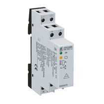 Phase monitoring relay / DIN rail