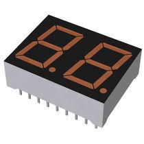 LED displays / numeric / 7-segment / 2-digit