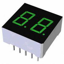 LED displays / numeric / 2-digit / 7-segment