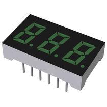 LED displays / numeric / 7-segment / 3-digit
