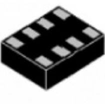 Schottky diode / SMD / low forward voltage drop / silicon