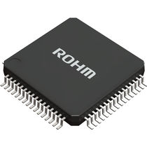 Multi-function LCD driver / segment / silicon