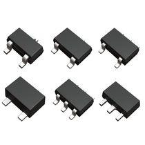 Bipolar transistor / small-signal / with built-in bias resistors / digital
