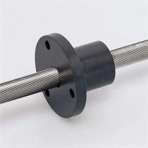 High-helix lead screw / fine-pitch thread / high moving speeds
