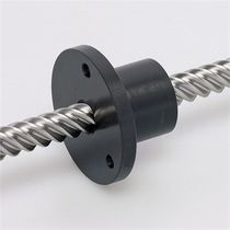 High-helix lead screw / rolled / high moving speeds