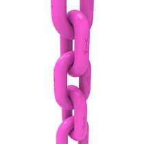 Steel lifting chain / standard link