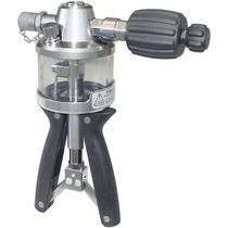 Hand calibration pump / hydraulic / for pressure generation