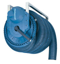 Hose reel / motorized / self-retracting / fixed