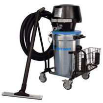 Dry vacuum cleaner / single-phase / industrial / chemical