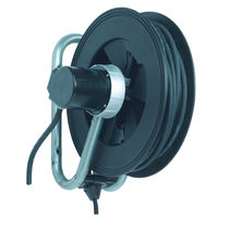 Cable reel / manual / side-mount / rugged