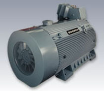 Asynchronous motor / electrically isolating / voltage / 60 V