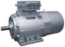 AC motor / three-phase / asynchronous / 400V