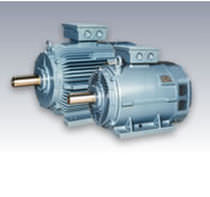 Asynchronous motor / 500 V / for marine applications / high-speed