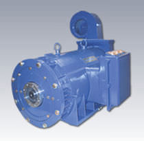 AC motor / asynchronous / 400V / high-speed