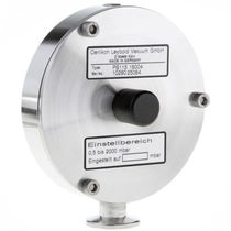 Diaphragm pressure switch / for gas / increased safety