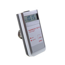 Pirani vacuum gauge / digital / portable