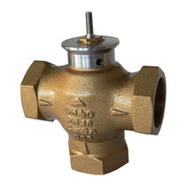 Regulating valve / conical plug / manual / electric