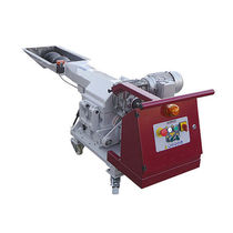 Horizontal mill / waste diverse / low-speed / beside-the-press