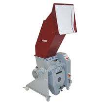 Horizontal mill / for plastics / beside-the-press / for injection molding