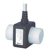 Turbine flow sensor / for liquids / precision