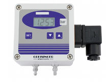 Relative pressure transducer / absolute / differential / piezoresistive