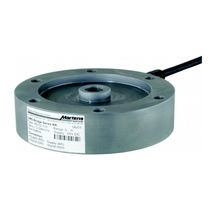 Tension/compression load cell / pancake type / for tanks / weighing