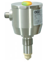 Capacitive level switch / for liquids / stainless steel / programmable