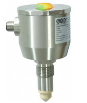 Capacitive level switch / for liquids / stainless steel / polyamide