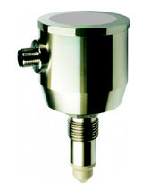 Capacitive level switch / for liquids / IP67 / threaded