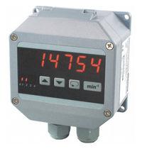 Process indicator / speed / digital / 7-segment