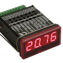Universal indicator controller / temperature / current / frequency
