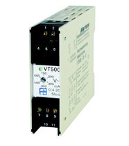 AC voltage transmitter