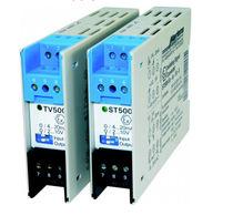 DIN rail signal isolator-converter / intrinsically safe