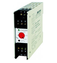 Voltage monitoring relay / current / DIN rail