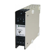 AC/DC power supply / stabilized / DIN rail / with short-circuit protection