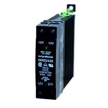 Solid-state relay module / DIN rail mounted