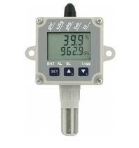 Temperature data-logger / relative humidity / pressure / with screen