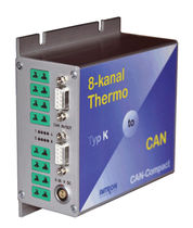 Multi-channel amplifier / four-channel / compact