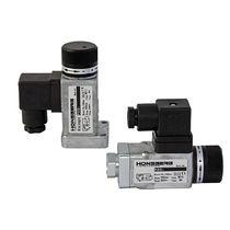 Mechanical pressure switch / piston / adjustable / plug-in
