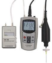 Residual oxygen meter